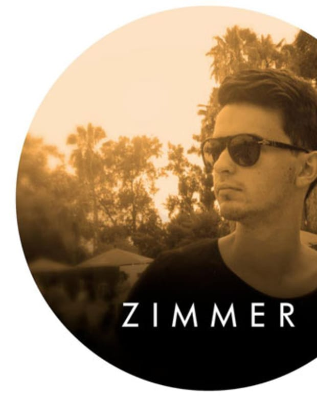 "Free Download: Zimmer ""Brighter Days"" January Tape"