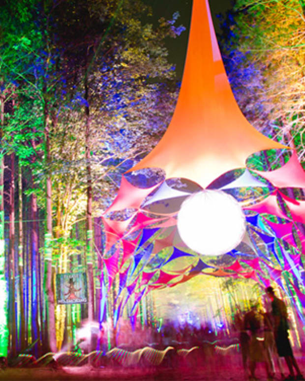 Electric Forest Lineup & Sherwood Forest Expansion Announced