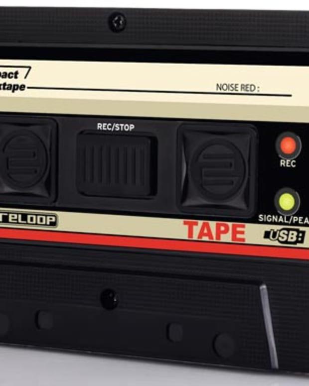 Tape by Reloop—USB Mixtape Recorder