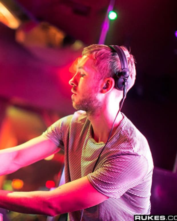 "Free Download: Calvin Harris ""We'll Be Coming Back"" featuring Example Acapella"