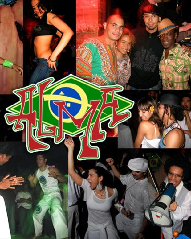 Carnaval in NYC: ALMA Reunion—a True Celebration of Neo-Brazilian Fusion