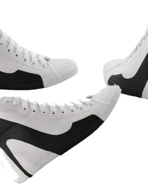 Want: Big City Sneaker