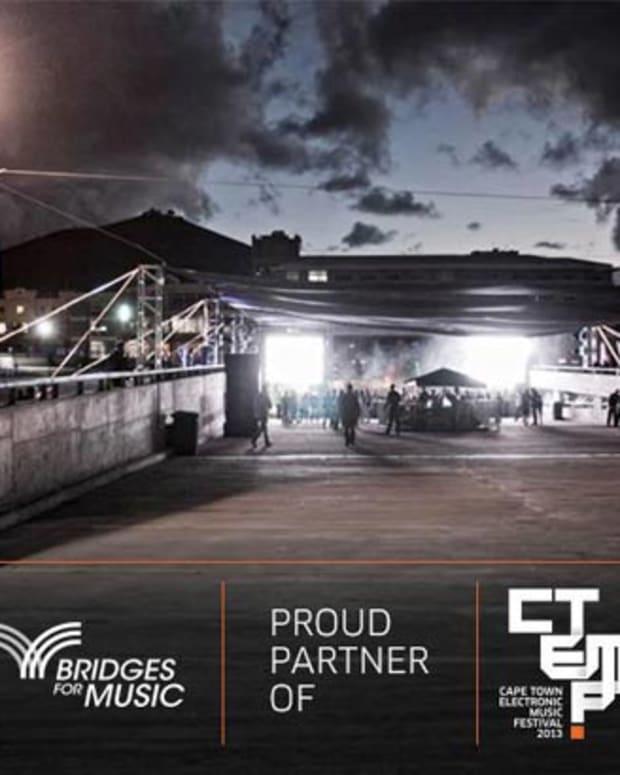 EDM Culture: Richie Hawtin, Ambassador for Bridges For Music—Hurray for EDM Culture