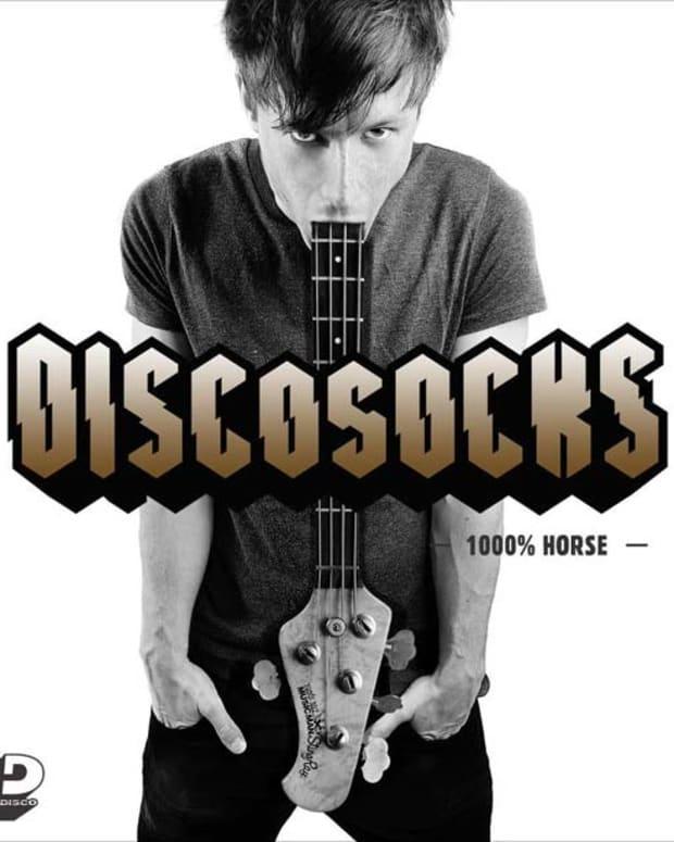 "Free Download: DiscoSocks ""1000% Horse"" via Heavy Disco"