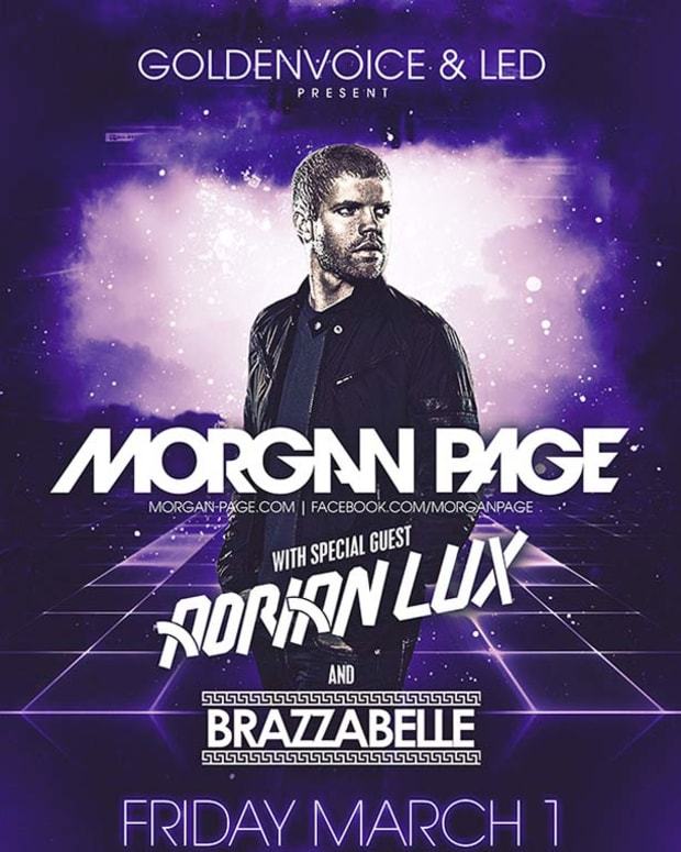 Ticket Contest: Morgan Page at Club Nokia March 1