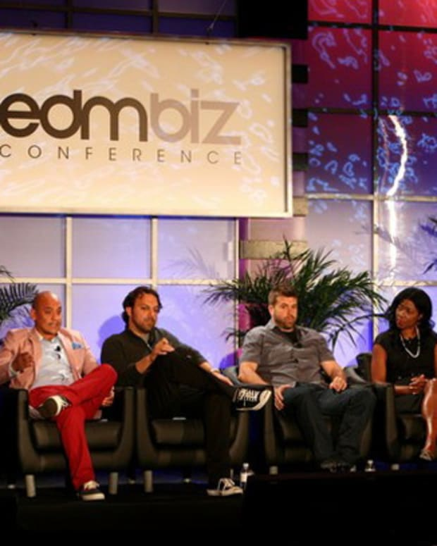 EDM News: Insomniac Announces the Return of the EDMbiz Music Conference During EDC Week in Las Vegas, June 18-20, 2013
