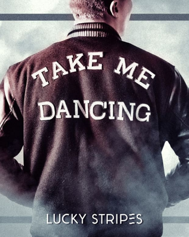 "Free Download: Lucky Stripes ""Take Me Dancing"" Errka Remix"