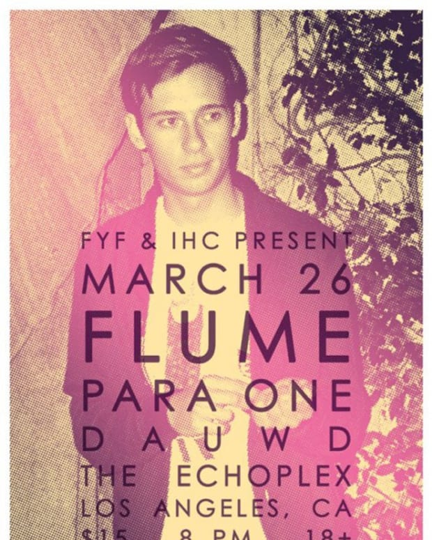 Contest: Flume, Para One and Dauwd at The Echoplex—Win Tickets