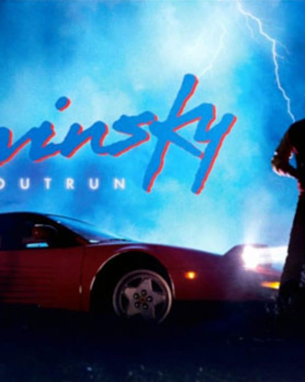"Review: Kavinsky ""OutRun"" via Casablanca/Republic Records"