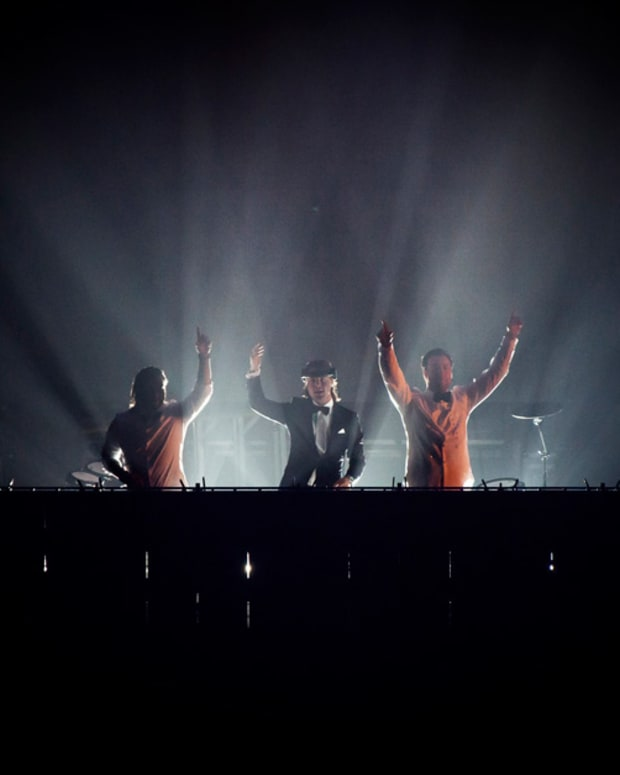 "Event Recap: Swedish House Mafia ""Black Tie Rave"" at Hammerstein Ballroom, NYC"