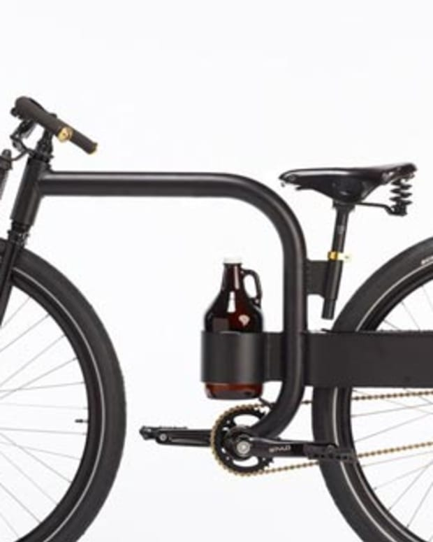The Growler City Bike by Joey Ruiter