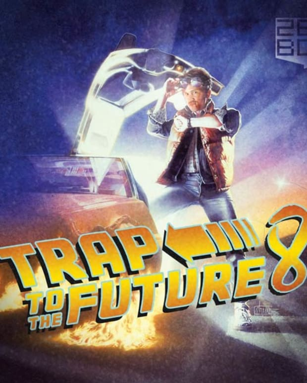 "Free Download: Zebo ""Trap to the Future Part 8"" DJ Mix"