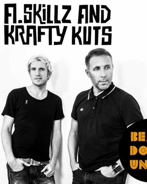 "Free Download: A. Skillz & Krafty Kuts ""Beats Down Under"" DJ Mix"