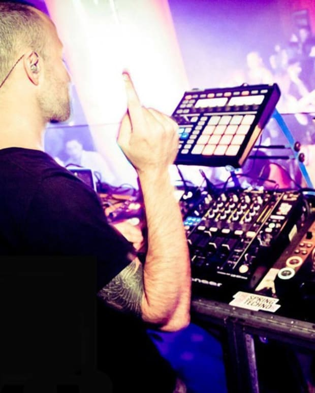 Watch: Bass Kleph Live Maschine at Foundation in Seattle. File This Under Awesomeness