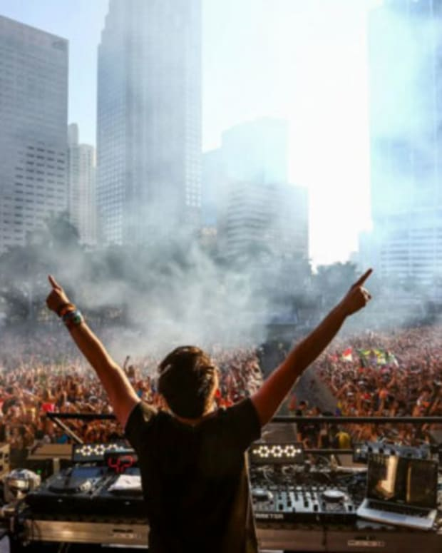 EDM Download: Porter Robinson's Ultra Music Festival 2013 Main Stage Set