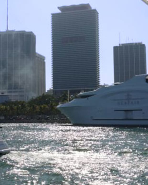 Toolroom Records Celebrates Its 10 Year Anniversary—Aboard A Private 93-Foot Yacht