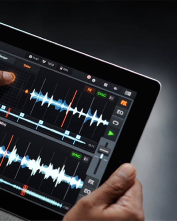 Watch: DJ Shiftee Work Traktor DJ for iPad With Great Effect