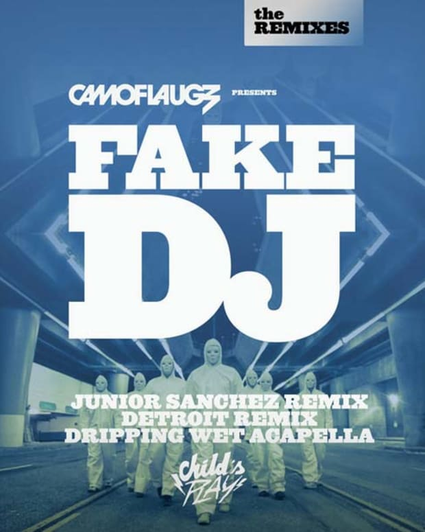 "Listen: Camoflaug3 ""Fake DJ"" Junior Sanchez Remix"