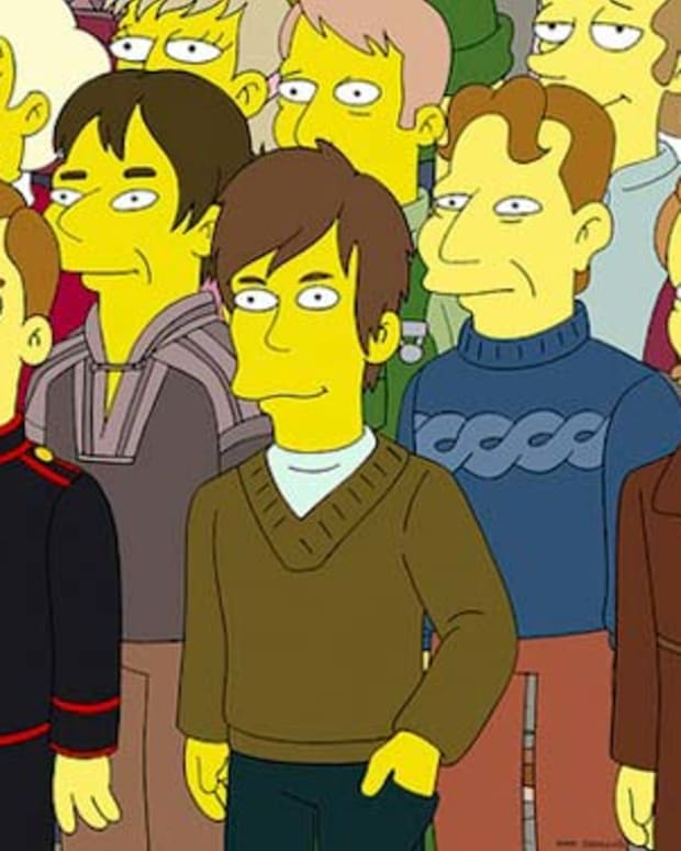 Sigur Rós To Appear On An Upcoming Episode Of The Simpsons—May 19th