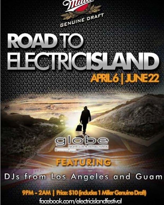 Electric Island Festival (EIF) Debuts on Guam Summer 2013