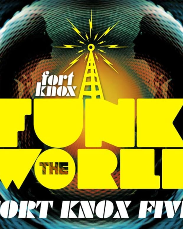 "Exclusive Download: Fort Knox Five ""Funk the World 14"""