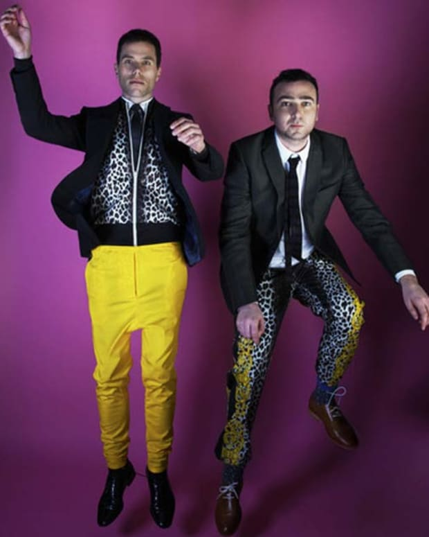 The Presets North American Tour—Raging Synthesizers Here We Come