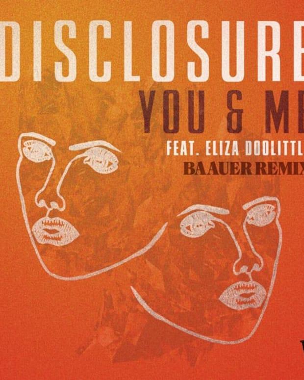 """Listen: Disclosure """"You & Me ft. Eliza Doolittle"""" Baauer Remix"""