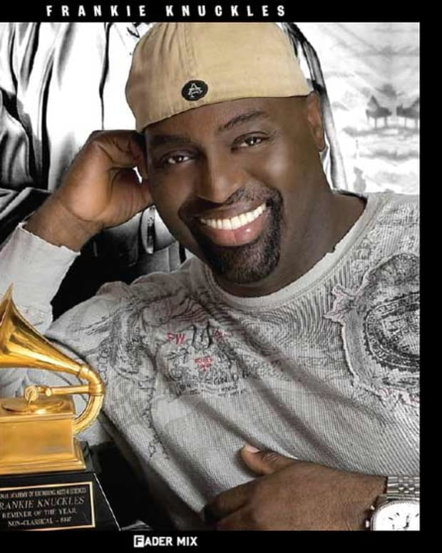 EDM News: House Music Legend - Frankie Knuckles Mix