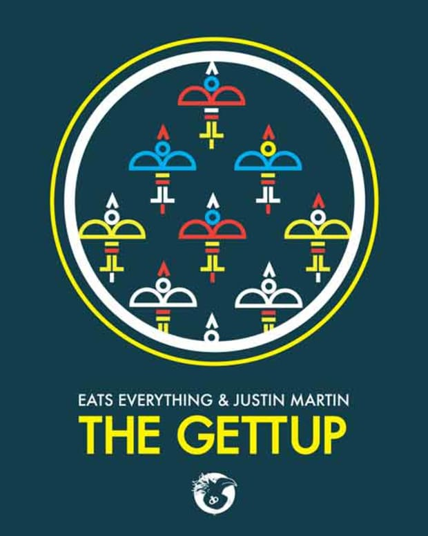 "EDM Review - ""The Gettup"" by Eats Everything And Justin Martin – Prime Time House Music"