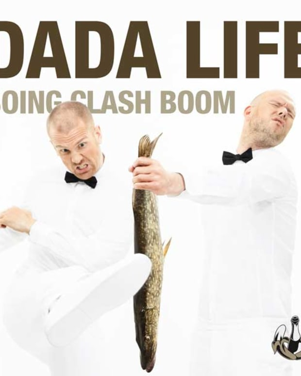 """EDM News - New Dada Life """"Boing Clash Boom"""" Will Rock Your Skull Silly - Hard-Style"""