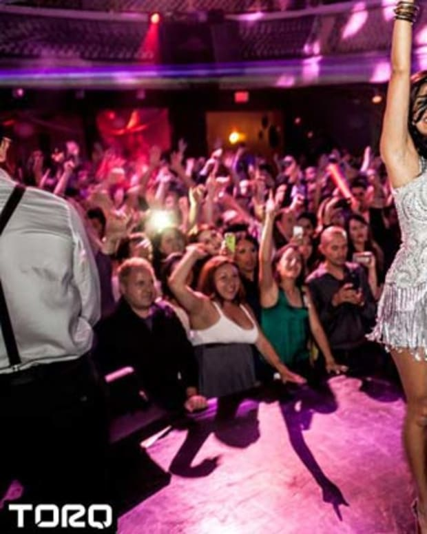 EDM Event Review - Nadia Ali's Queen Of The Clubs Tour At Ruby Skye