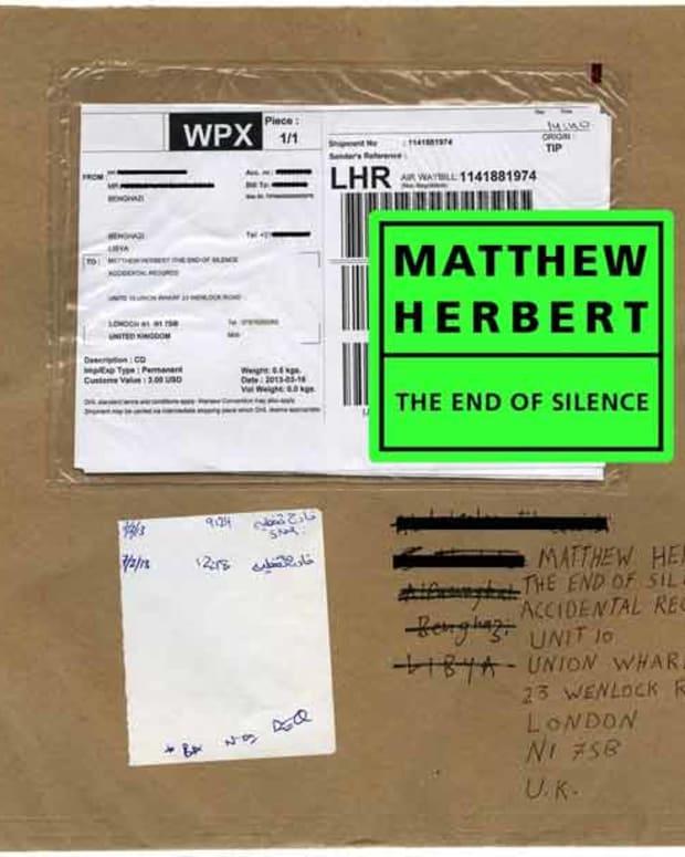EDM News - The Sound Of A Bomb, Matthew Herbert's New Album Announced