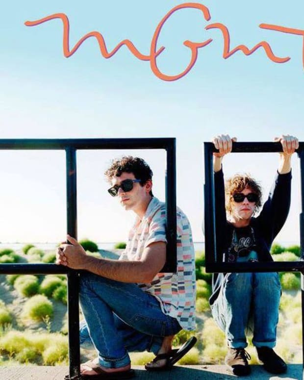 EDM News: MGMT Are Set To Release Self-Titled Album September 17