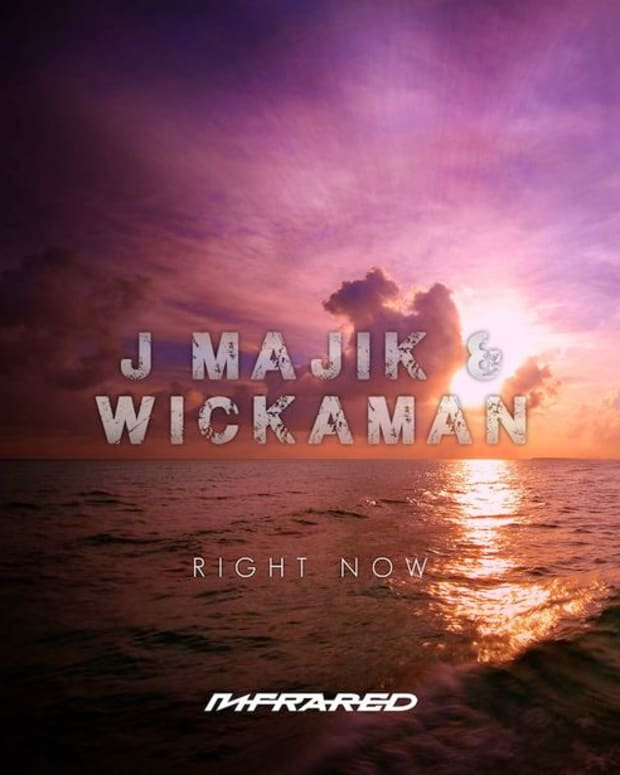 "EDM Download: Get A Free Download Of J Majik & Wickman (Draft Remix) ""Right Now"""