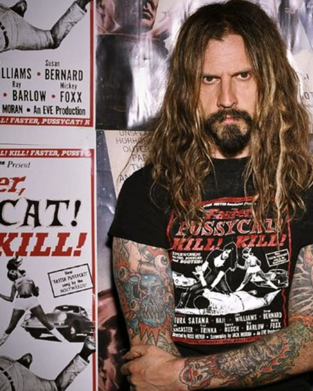 EDM News: Rob Zombie To Host Rave At Great American Nightmare?