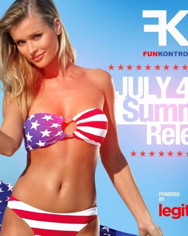 EDM News: FunKontrol Releases July 4th Compilation Of Remixes Perfect For BBQ Or Pool Party