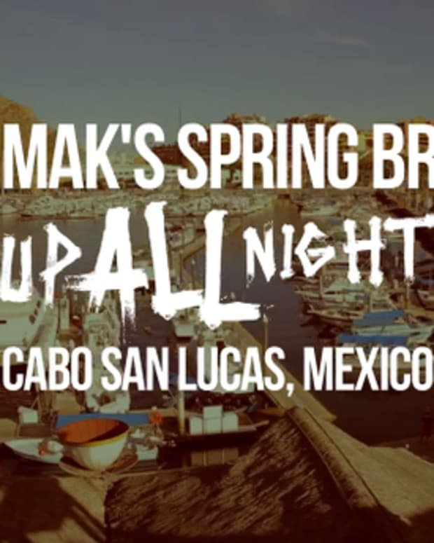 "EDM News: Get A Glimpse Of The Dim Mak Life Style- Watch ""Up All Night"" Cabo Spring Break Edition; Free Hangover Inside"
