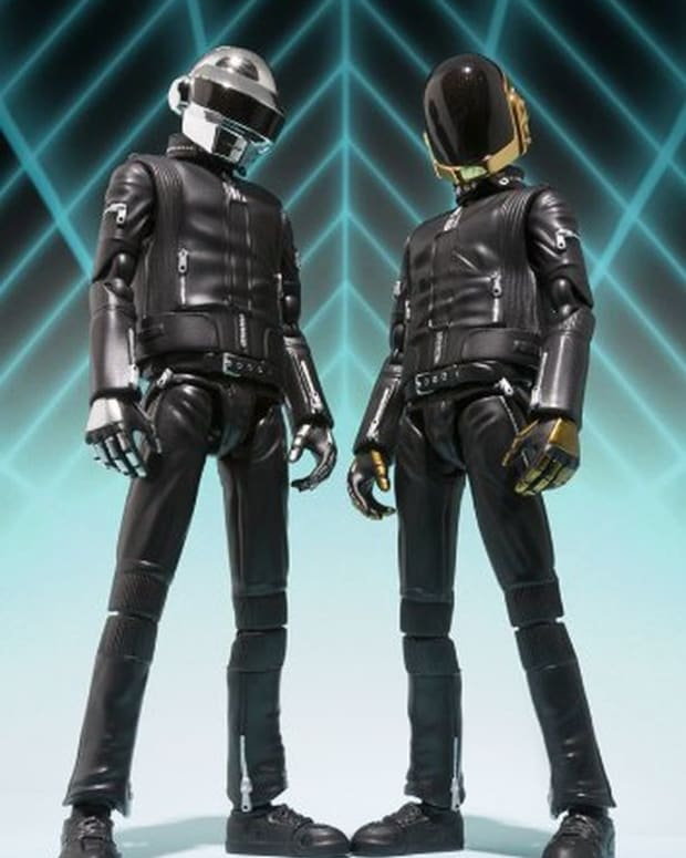 EDM News: Daft Punk To Release RAM Action Figures This December