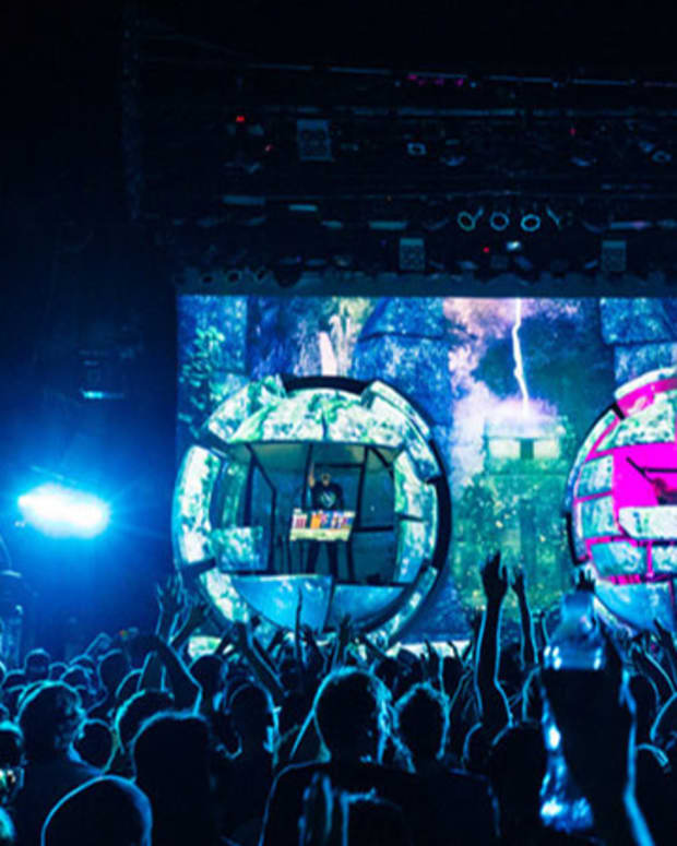 EDM Interview: Magnetic Chats Backstage Of Avalon With Infected Mushroom