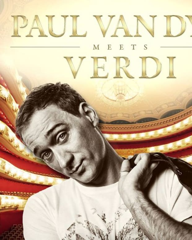 EDM News: Paul van Dyk Set To Perform A Rave Opera In Munich; File Under PVD Vs. Guiseppe Verdi