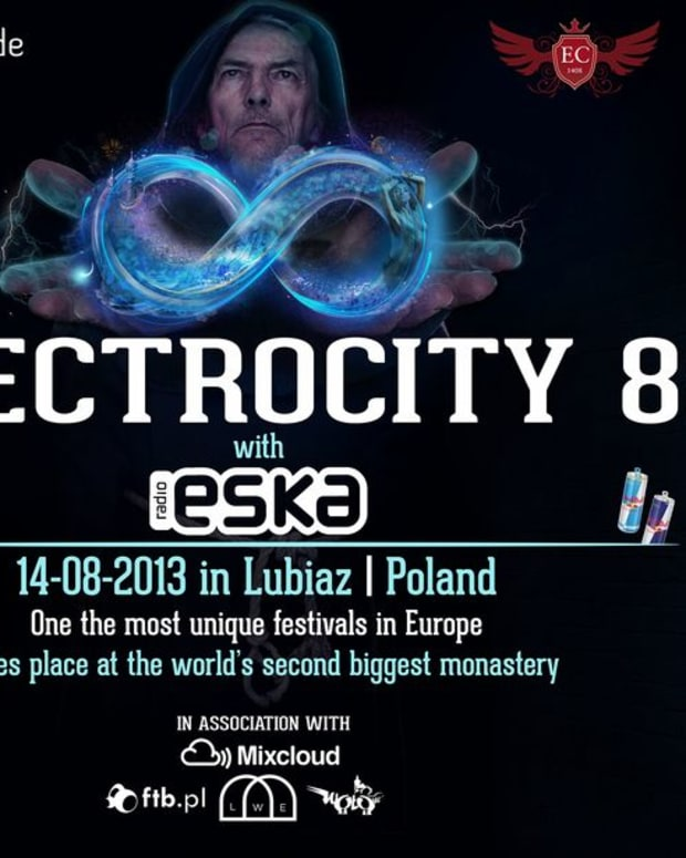 EDM News: Want To DJ With Ferry Corsten, Sasha, The Bloody Beatroots And More At Electrocity?