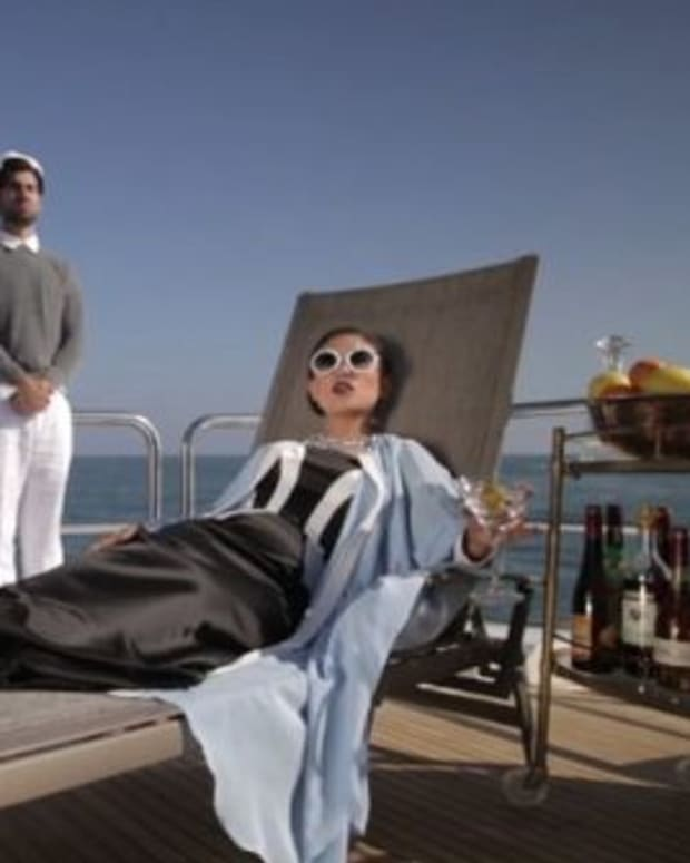 "EDM News: Classixx And Nancy Whang Go Diddy Style On Their New Video ""All You're Waiting For"""
