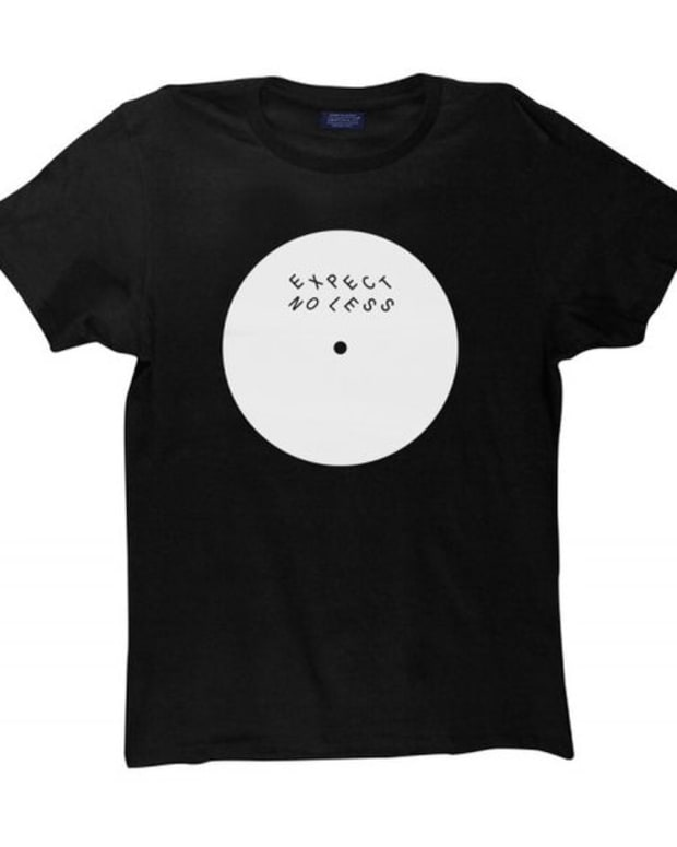 "EDM Style: DJ Orgasmic's Vinyl Only Record Label ""Expect No Less"" Releases T-Shirt"