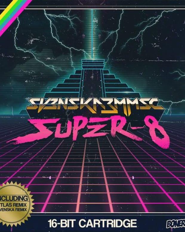 """EDM News: Preview Svenska & MMSC's """"Super 8"""" EP; Out Now Via Bonerizing Records"""