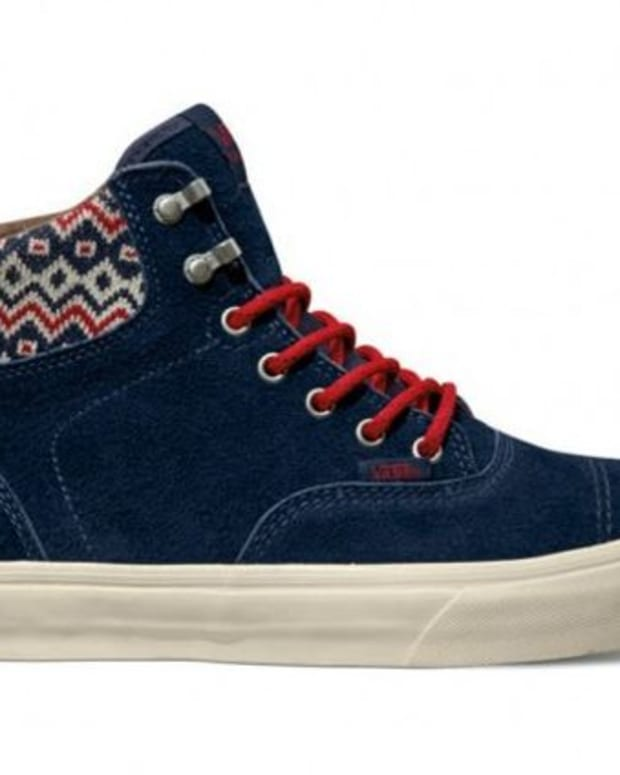 EDM Style: Vans California 2013 Fall Hiker Pack; File Under The Perfect Boot For So-Cal EDM Culture