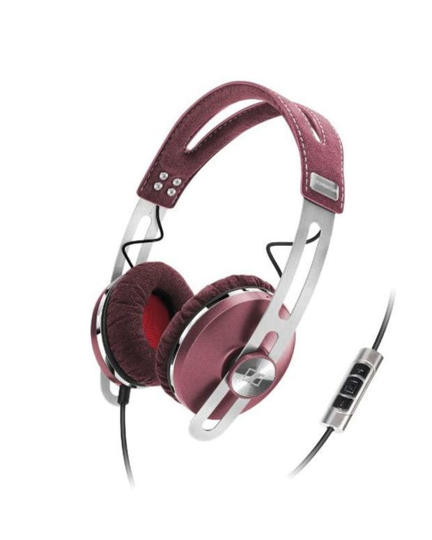 EDM Culture: Sennheiser's Momentum Headphones- High End Brushed Metal And Vintage Styling