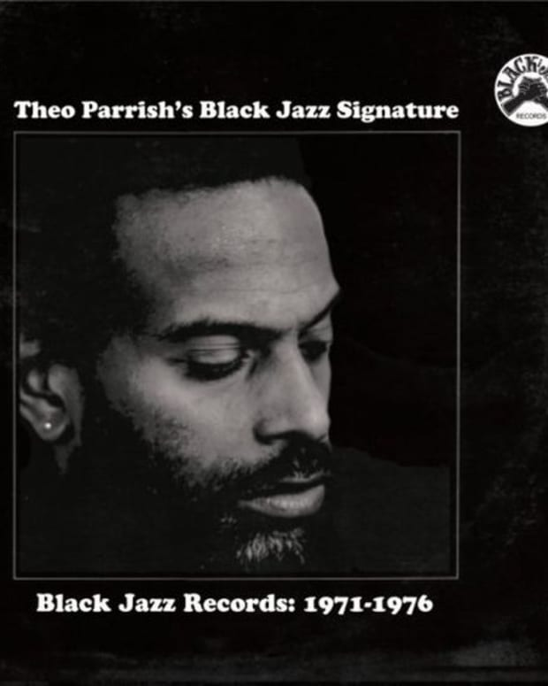 EDM News: Theo Parrish Releases Black Jazz Signature Mix And Compilation- Out Now