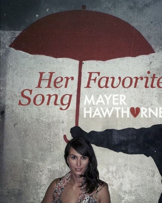 "EDM Download: Oliver Remixes Mayer Hawthorne's ""Her Favorite Song"""
