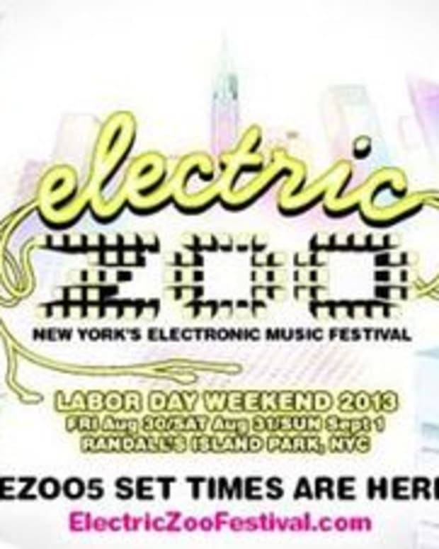 EDM Culture: Electric Zoo Announces Set Times, Last Day For Mail Delivery, And A Must Have App