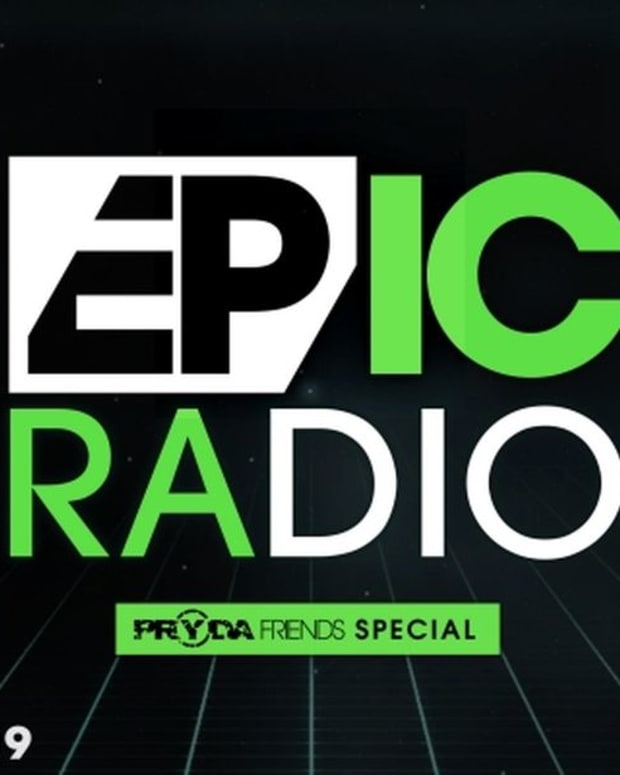 EDM Download: EPIC Radio 009 - Pryda Friends Special with Jeremy Olander & Fehrplay